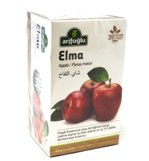 APPLE TEA 20TBx12
