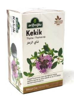 THYME HERBAL TEA 20TBx12