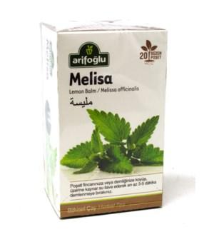 MELISSA TEA 20TBx12