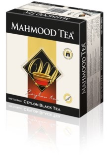 CEYLON BLACK TEA (2GR*100BAGS x 18) W/MUG
