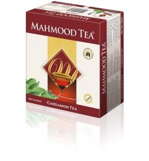 CARDAMOM TEA (2GR*100BAGS x 18)