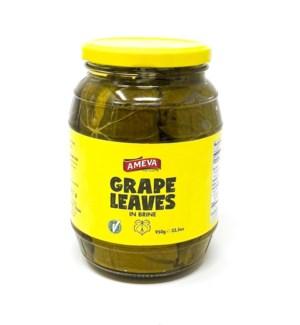 GRAPE LEAVES IN JAR 950 GR X 12