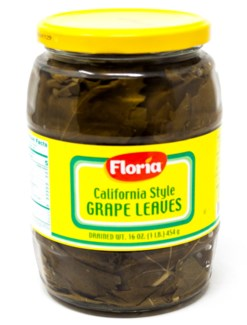 VINE LEAVES IN JAR 1062GRX12