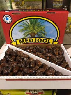 MEDJOOL DATES 11LB FANCY