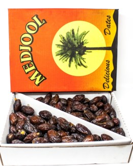 MEDJOOL DATES 11LB JUMBO