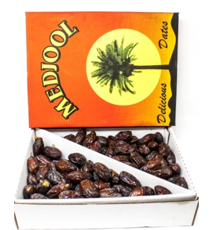 MEDJOOL DATES JUMBO 11LB
