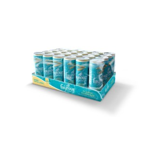 CLASSIC SPARKLING DRINK CANS 250MLX24