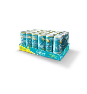PINEAPPLE SPARKLING DRINK CANS 250MLX24