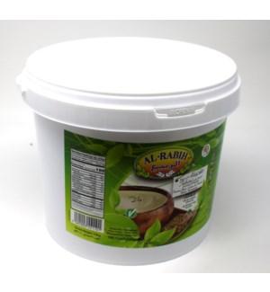 TAHINI PLASTIC JAR (100%SESAME PASTE)10LB X 4