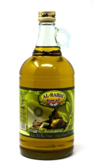 EXTRA VIRGIN OLIVE OIL GLASS BOTTLE 26FL.OZX6