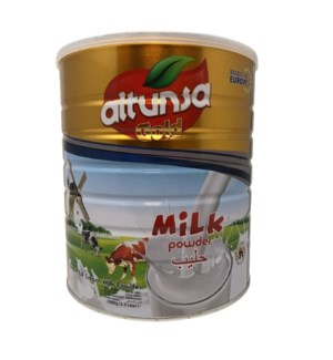 ALTUNSA GOLD MILK POWDER 2.5KGSX6