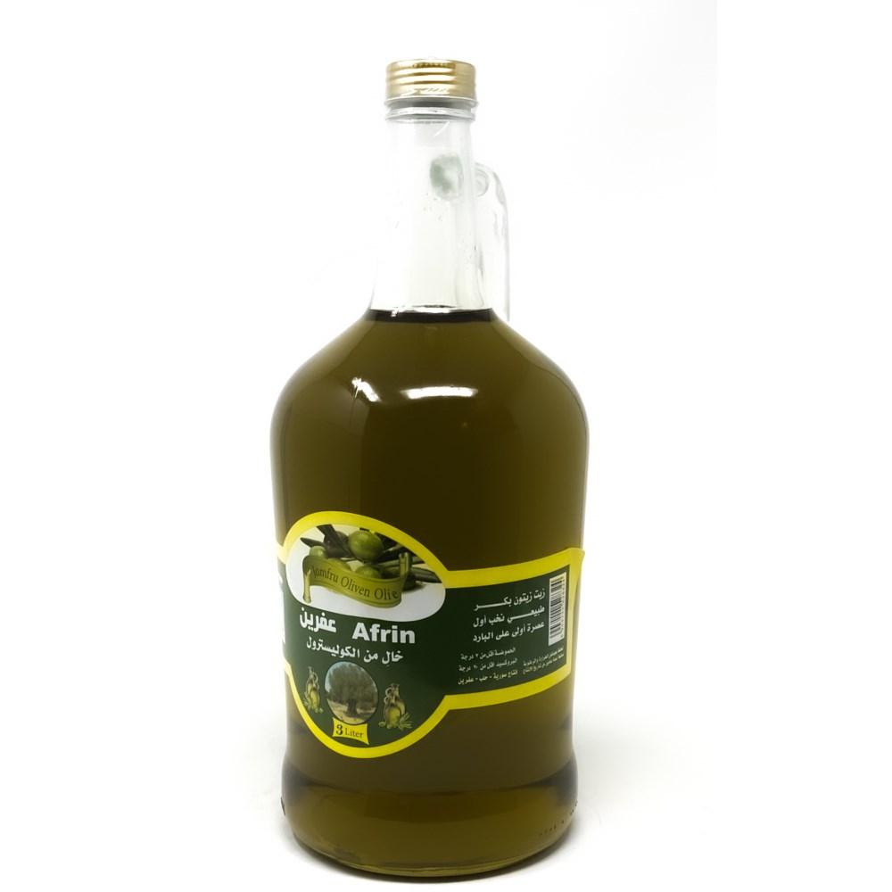 AFRIN OLIVE OIL 3LTx4