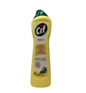 CIF CREAM LEMON 500MLX16
