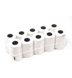 THERMAL PAPER ROLLS (2 1/4 X50FT)X50ROLLS
