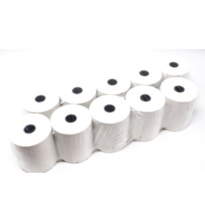 THERMAL PAPER ROLLS (3 1/8 X230FT)X30ROLLS