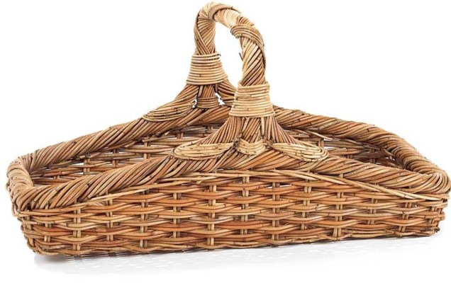 French Country Wildflower Basket