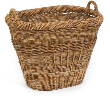 French Country Collector's Basket