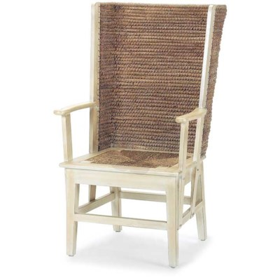 Orkney Isles Antique White Chair - Orkney Isles Antique White Chair - Orkney Isles Collection - Mainly