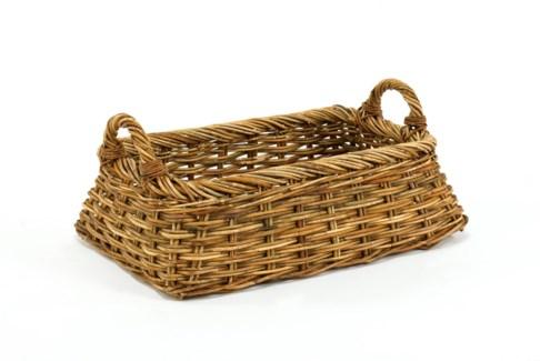 Cottage Linens Basket