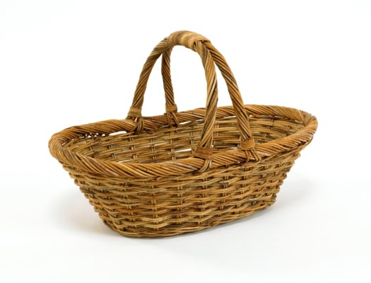 Cottage Daisy Basket