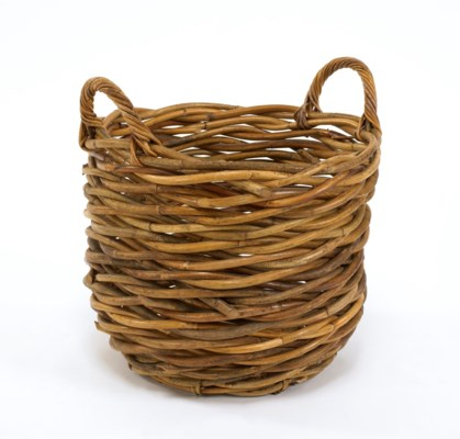 Cottage Kindling Basket