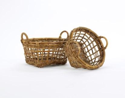 Cottage Garden Produce Basket Set