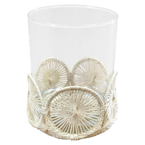 With this Ring Drinking Glass Sleeve Set