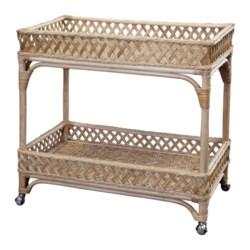 Trellis Bar Cart
