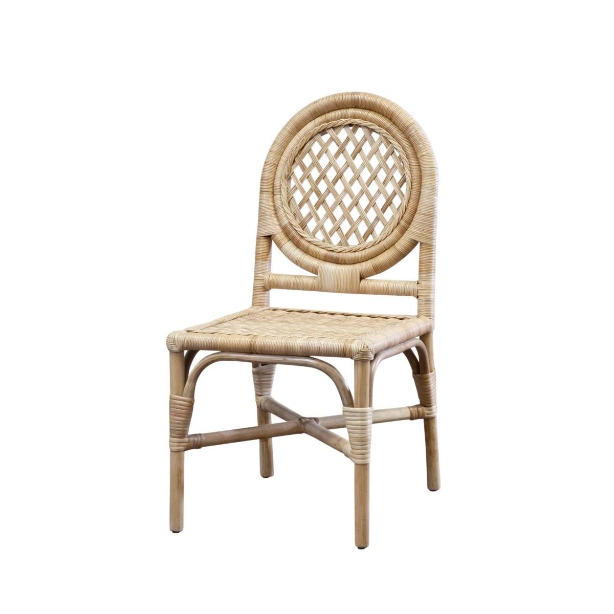 Louis XVI Trellis Chair