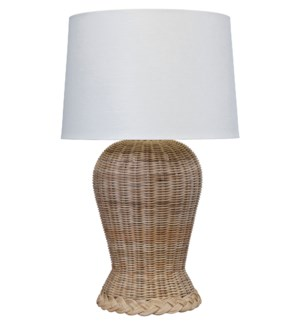 Braided Signature Table Lamp Base