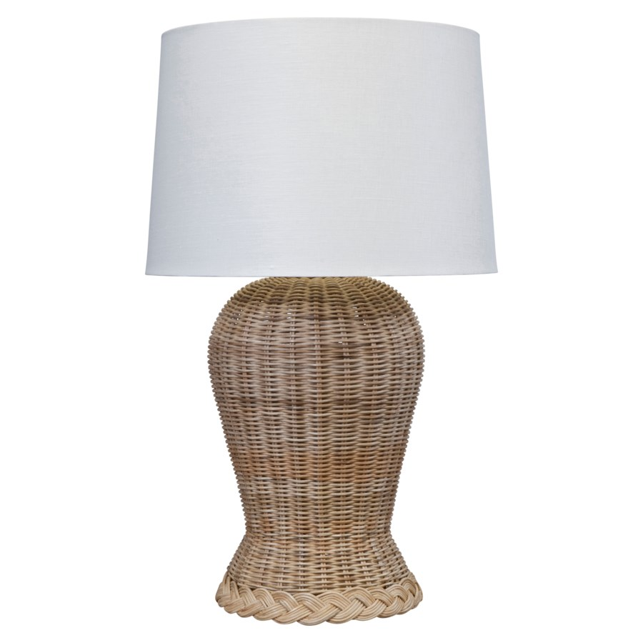 Braided Classic Table Lamp Base
