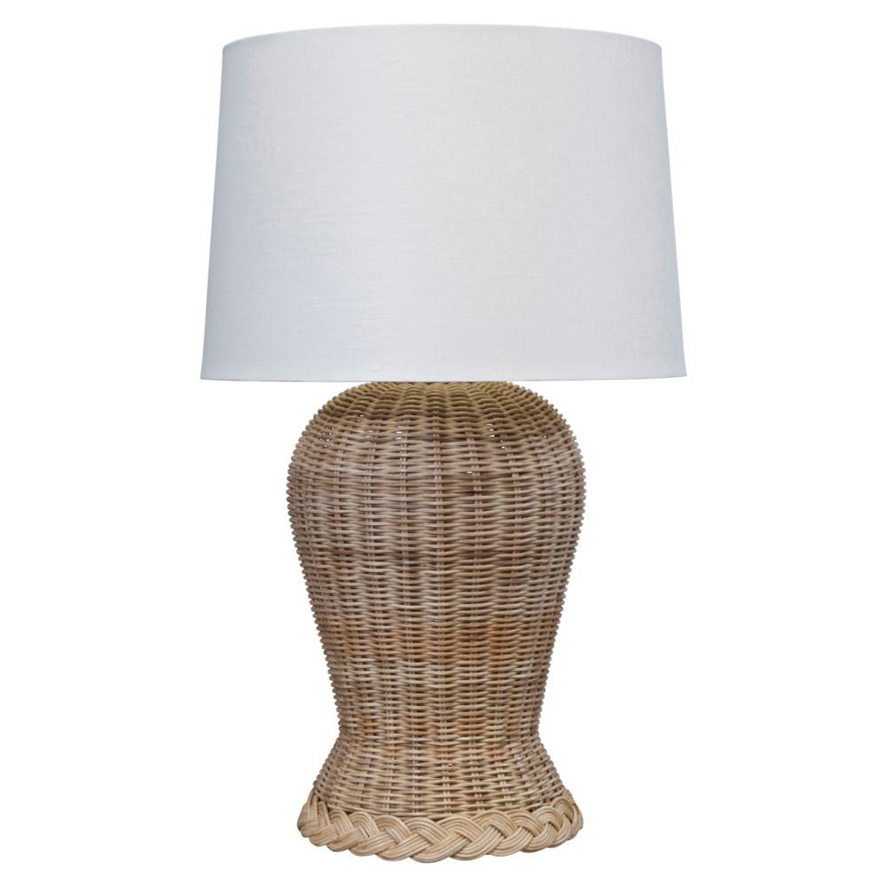Braided Signature Table Lamp Base