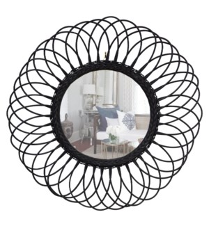 Daisy Mirror- Black