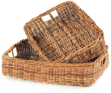 French Country Storing Basket Set