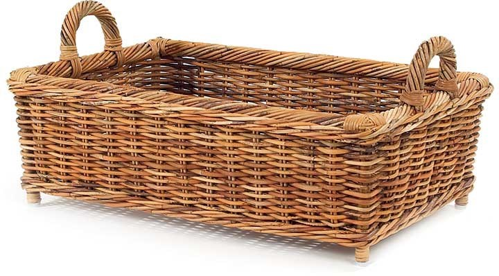 French Country Loft Basket