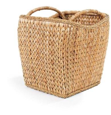 Sweater Weave Vineyard Basket