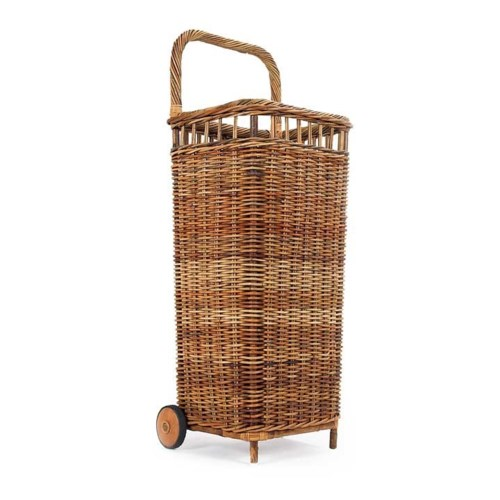 Tall French Country Market Cart