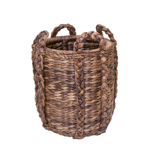 Havana Fireplace Basket