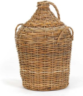 French Country Vintner's Basket
