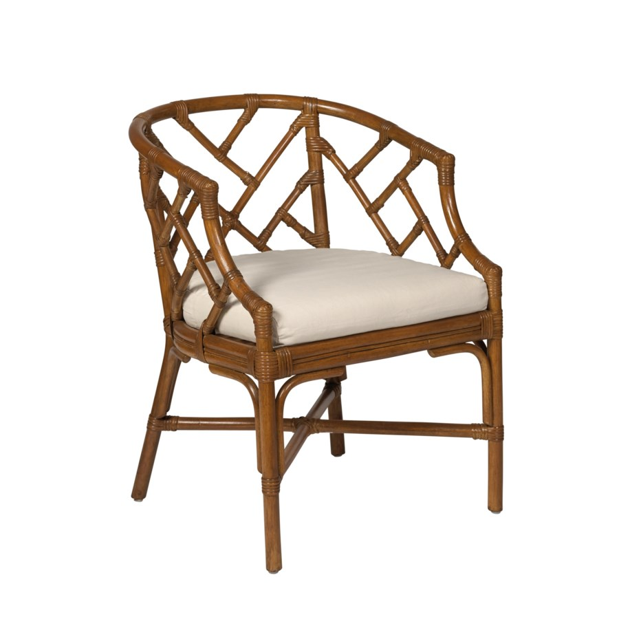 Chippendale Rattan Chair All Furniture Mainly Baskets