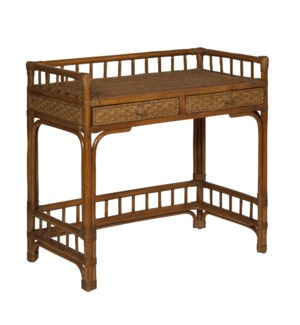 Rattan Writing Desk