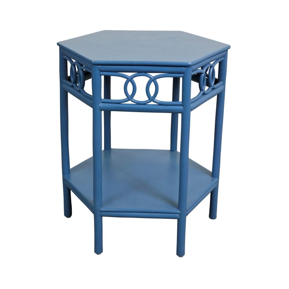 Lauren Hexagonal Table