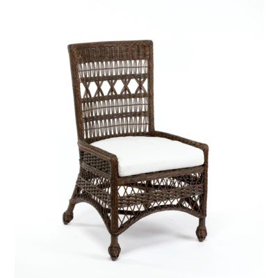Bar Harbor Dining Chair - all furniture - Mainly Baskets