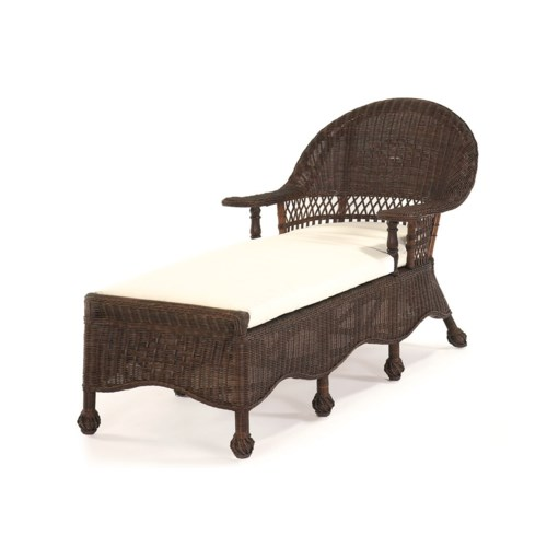 Beach House Chaise Lounge