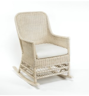 Catalina Wicker Rocker