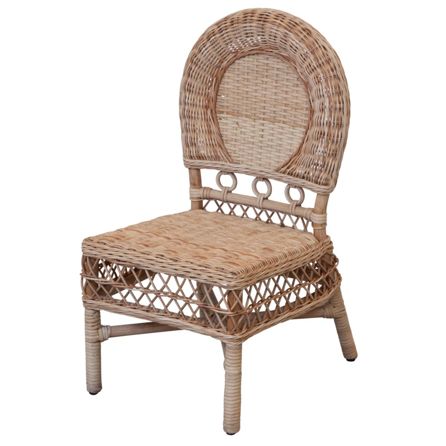 Child's Wicker Play Chair