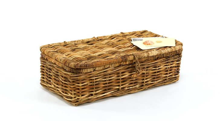 Cottage Treasures Basket