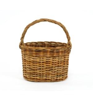 Cottage Powder Room Basket