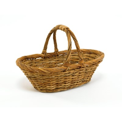 Cottage Daisy Basket