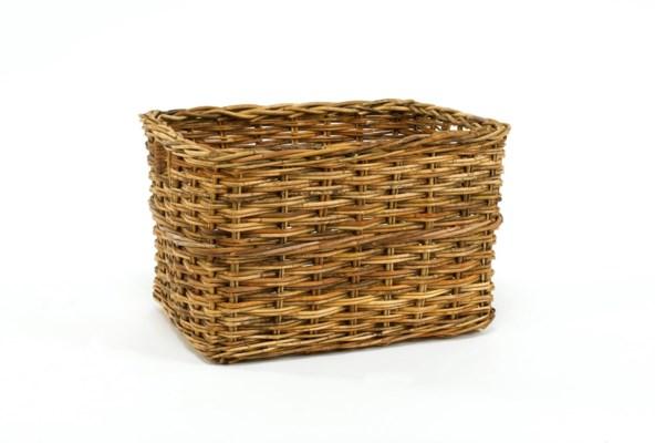 Cottage Quilt Basket